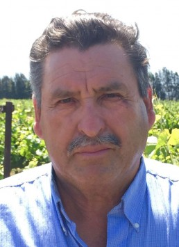 Tony Salazar, Vineyard Manager